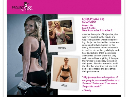 ProjectMe: Christy